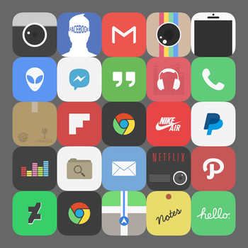 Planate icons for android by ryan1mcq