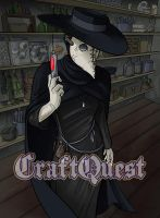 CraftQuest 4 - Doctor by scazrelet