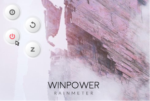 WinPower [ Rainmeter Skin] Updated OCT 2017 by MunaNazzal
