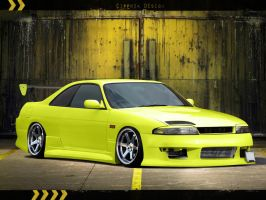 Nissan Skyline Cipprik Design by Cipprik