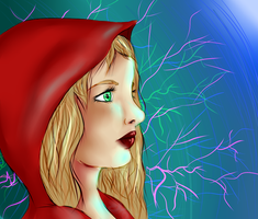 Little Red Riding Hood by eliduarte