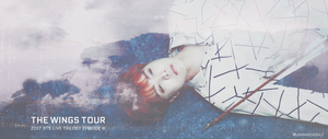 BTS Live Trilogy Episode III Wings Tour Wallpaper by jimmiedooly