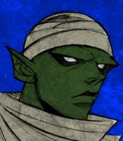 Dragon Ball Piccolo by GODTAIL by Arkimennes