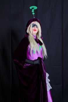 Fem!Mysterion Cosplay 2 by neocarleen