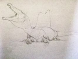 Spinosaurus aegyptiacus [Revision Ongoing] by LythroA