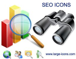 SEO Icons by shockvideo