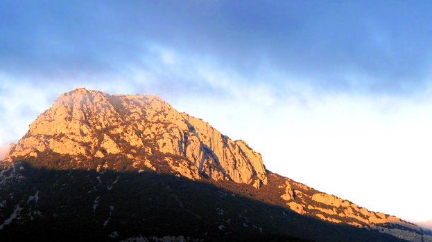French Mordor_Mt Coudon Var_2 by XPCoccinelle