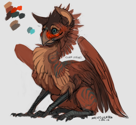 +Gryphon baby+ AUCTION by LiLaiRa