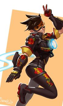 Rose Tracer by zPePhungz