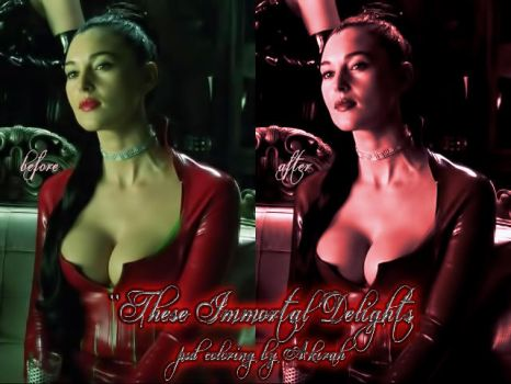 These Immortal Delights psd sample by AkirahVampyre