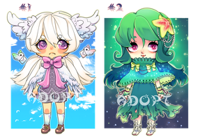 Adoptables #3 [Auction/OPEN] by DanySoul