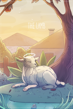 The Lamb by DeadRussianSoul