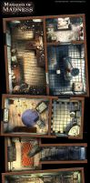 Mansions of Madness, details 2 by henning
