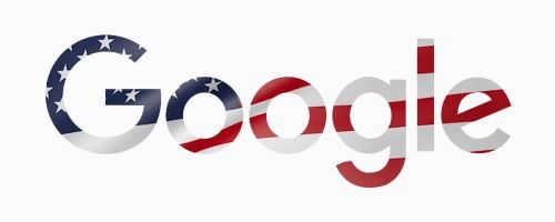 Google Doodle for Independence Day by robbieierubino