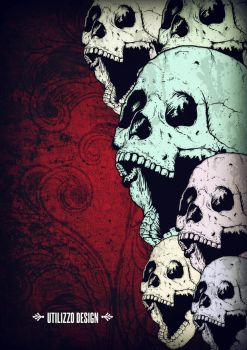 More Skulls by utilizzo