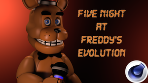 C4d Fnaf Evolution Model Pack - Download by math1520