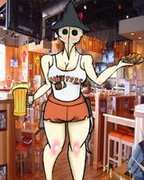 Hoonter of Hooters by ChromeFlames