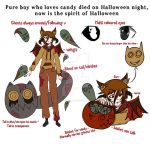 Halloween contest design! by Chibi-roleplays