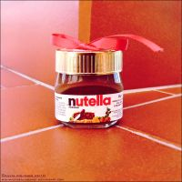 Nutella is Love by WishmasterAlchemist