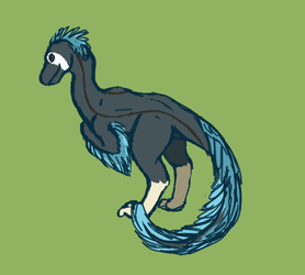 Bluejay by ChimericMachinations