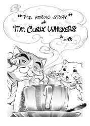 heroic stories of mr.curlywhiskers by jeeyon
