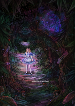 Paths To Madness by MoonDeL