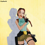 Tomb Raider II by PixyDee123
