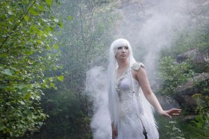 White fairy - stock 3 by Liancary-art