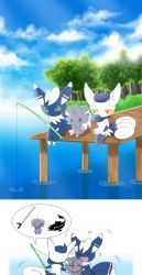 Fishing by Winick-Lim