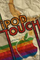 iPod Touch Retro Graphic by RupertWarries