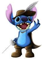 Stitch In Boots by narrated