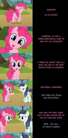 Pinkie Pie Says Goodnight: Who You Are by MLP-Silver-Quill