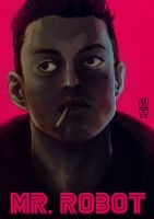 Elliot - Mr Robot by HRandt