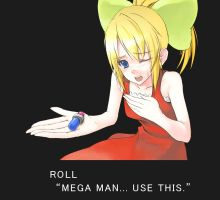 Megaman...use this by Rotix102