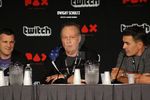Dwight Schultz at Masters of Orion at PAX East by lawrencebrenner