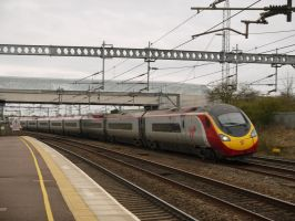 Virgin Trains 390148 at Lichfield Trent Valley by The-Transport-Guild