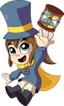 Hat Kid by Doctor-G