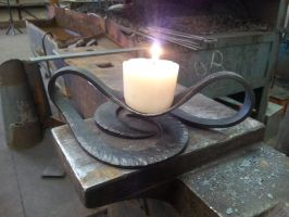 Candle holder 4 by lagnor