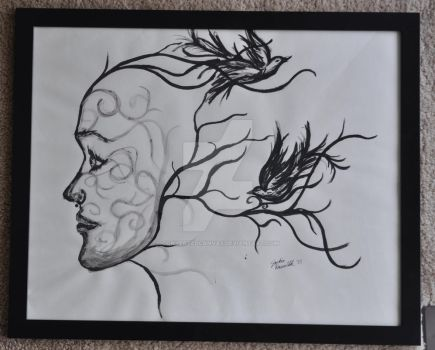 Free Your Mind by ConvertedCanvas