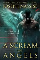 A Scream Of Angels - book cover by LHarper