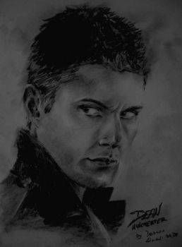 Dean Winchester by diana6echo