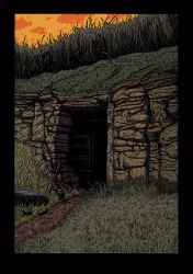 Catacombs Entrance by MxDagger