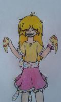 who wants pizza? :3 by Martulinaa