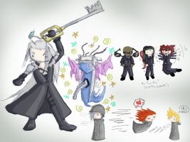 the true keyblade master? by deadly-claris