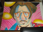 Distorted Depp E8 by Erikku8