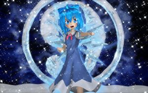 Cirno the Strongest by Primantis