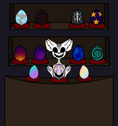 Collectors Egg Shop Adopts [Open] by xmidgetchico