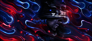Smokey Smudge by FarhanGFX