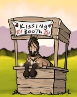 Kissing Booth by s1088