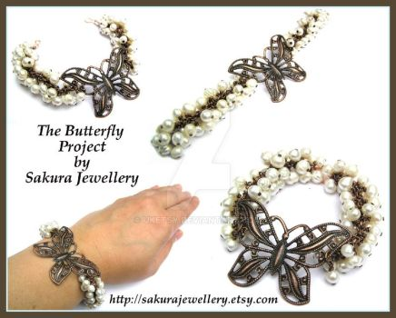 The Butterfly Project by UKEtsy